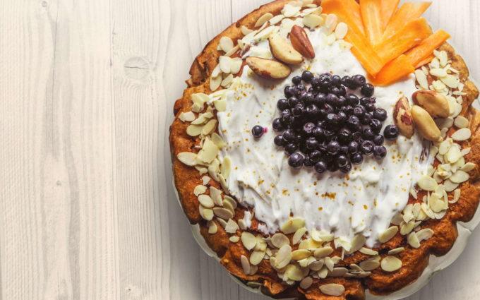 Dryfruit Cake
