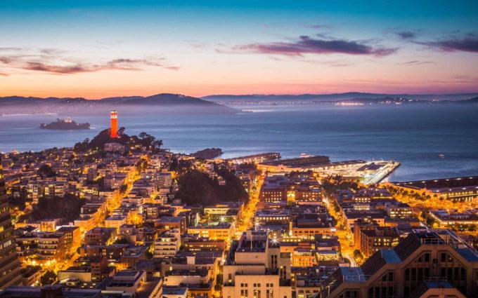 California HD Wallpaper