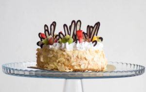 Fruit Cake Images
