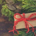 Gift wrap wallpaper