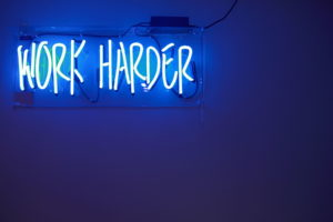 Hard Work Wallpaper