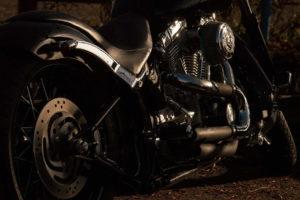 Harley Davidson Vintage Bikes