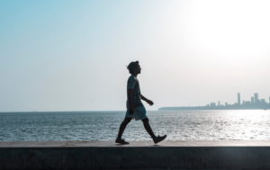 Picture Of A Person Walking