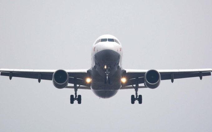 Aeroplane Flying High
