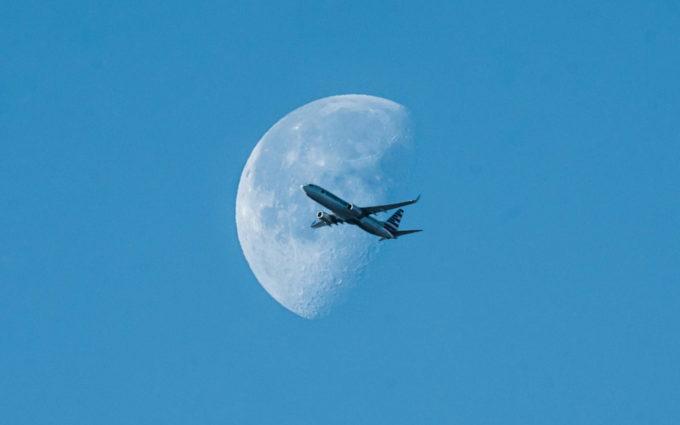 Flying Aeroplane Images