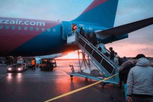 Passenger Airplane Image