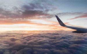 Plane In Sky Image