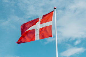 Denmark Flag Wallpaper