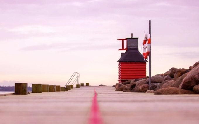 Denmark Beach Wallpaper